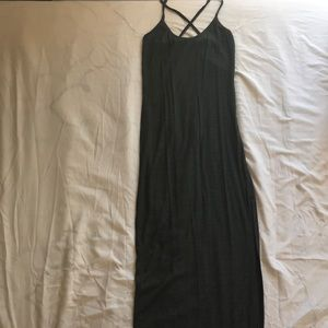 Windsor Black and Green Body-Con Dress